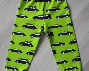 Pants cars size of 80/86, 92-98, 134 / 140