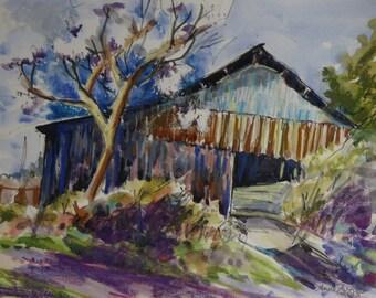 Spring Farm barns 2