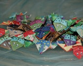 Smiling Hop Frogs Game- Colorful Origami Frogs that Really Jump