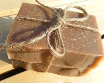 Organic Sandalwood Soap | Handmade | Exotic Aroma