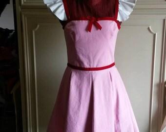 Licia - Kiss me Licia - pink dress