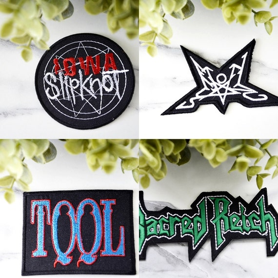 Patches - Color Patches - Thrash Metal - Nuclear Waste