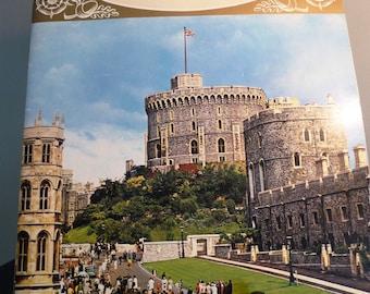 Windsor Castle Souvenir Booklet