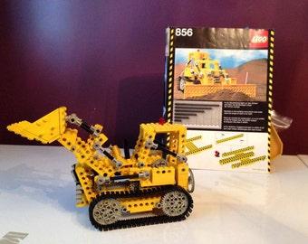 Lego technic 856 bulldozer