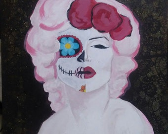 Twisted Marilyn Monroe