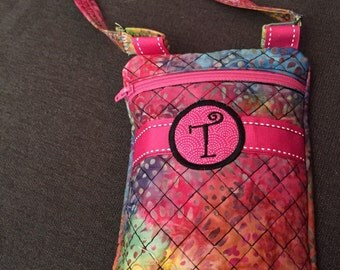 Personalized Cross Body Bag