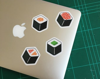 'California Rolls' stickers / Stickers