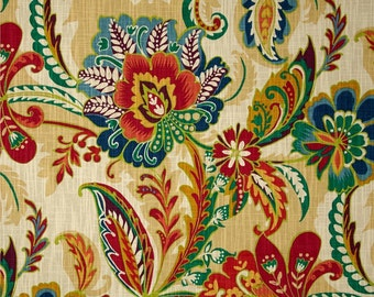 Pretty and Versatile Classic Floral Vine Curtains - 4 Colors Choices - Floral Curtains - Eye Catching and Just Beautiful!!!!!