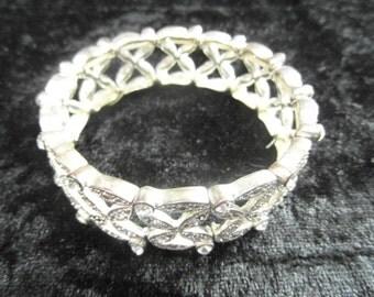Sparkly diamanté bracelet
