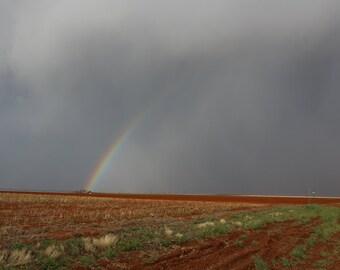 West Texas Rainbow