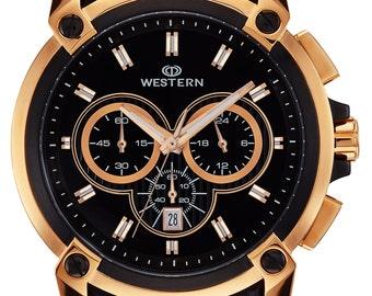 VERGANT Chronograph Series (W8769) Western Watches