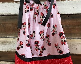 Handmade Sundress with Ribbon ties