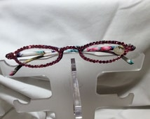 3.00 Swarovski Crystal Reading Glasses FREE SHIPPING