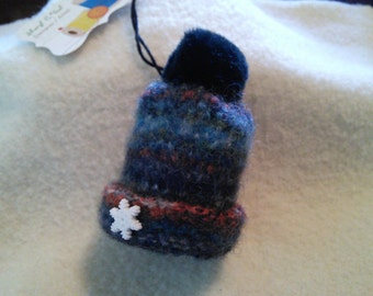 Christmas ornament Toboggan (06)