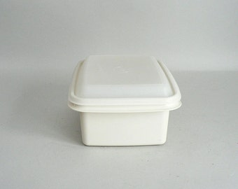 Tupperware Ice Cream Carton Storage Container