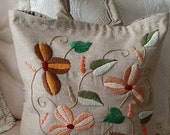 """Unique handmade bag """"Hand-embroidered"""""""