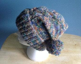 Teabag hat
