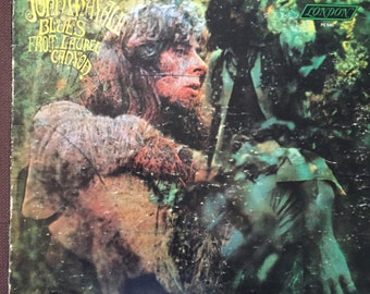 John Mayall, Blues From Laurel Canyon, Vintage Vinyl Record PS 545, London Records 1968