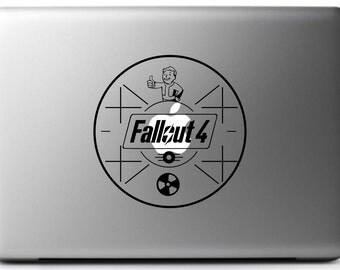 Fallout 4 Vinyl Car Truck Decal Diy Vinyl Logo Sticker