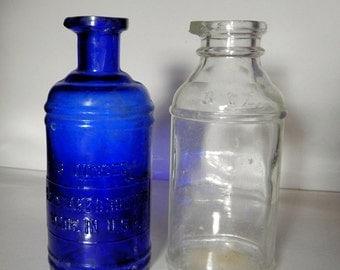 Antique Stafford Master Ink Bottles 8oz size