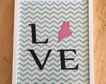 Love Maine