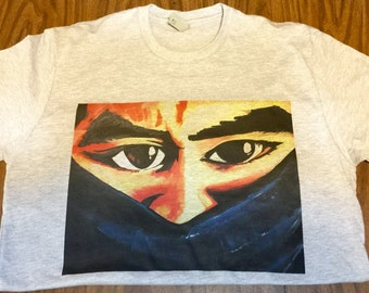 Eyes of the Beholder tee