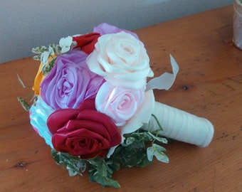 WEDDING BOUQUET rose