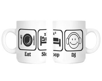 DJ Novelty Gift Mug SHAN89