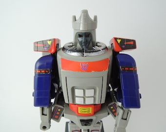 Transformers toy G1 Leaders Galvatron Japanese Vintage Toy (Ref G)