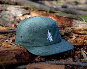 The Woodsman 5 Panel Hat