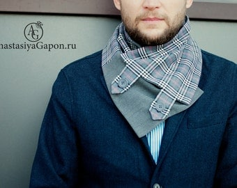 "Scarves for men - ""Middy"""