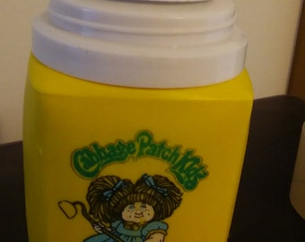 vintage cabbage patch thermos