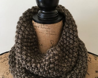 Cozy Cowl - Brown