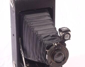 Kodak 3A Folding Medium Format Camera