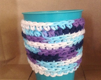 Colourful Cup Cozy