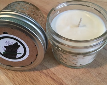 Frankincense and Myrrh candle