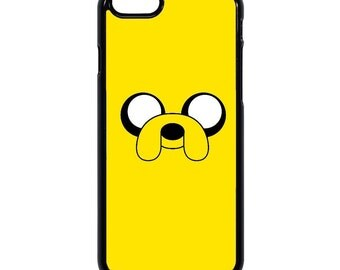 Jake The Dog Inspired Adventure Time Iphone Case Cover Cartoon