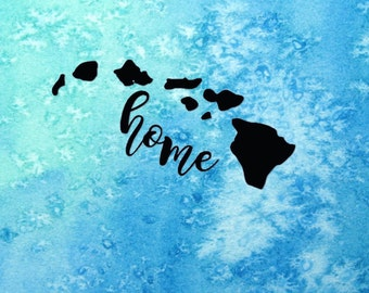 Hawaii island  Etsy