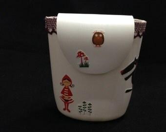 Wallet card - mobile case - mp3 - bag girl