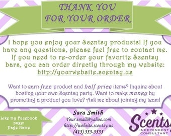 I Love Referrals Scentsy