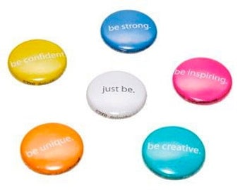 Design Ideas Just Be Magnets, Set of 6