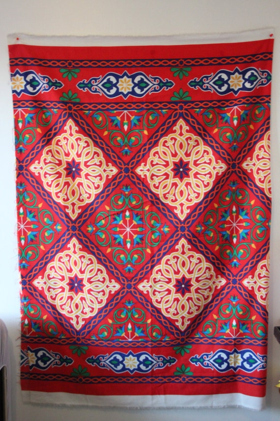 Fabric handwork egyptian decoration home ornament decor for Hand work decoration
