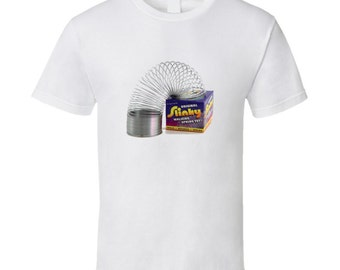 Everybody Loves A Slinky  T Shirt