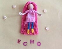 Alphabet Dolls - E Echo