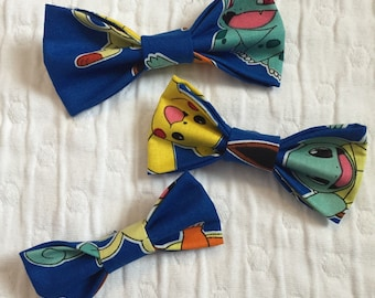 Pokemon Bowtie/Headband