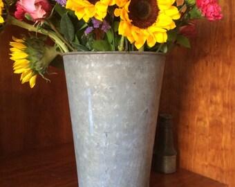 Vintage Sap Bucket - Vermont Sap Bucket