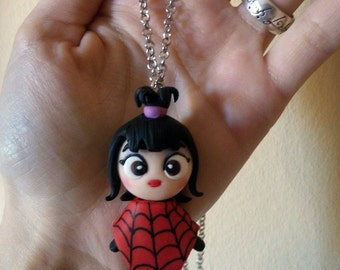 Lydia Beetlejuice necklace