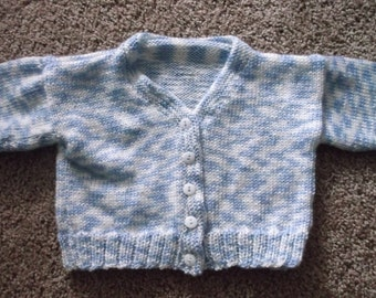 Toddler girls knitted sweater