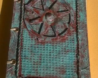 "Handmade Journal, ""Compass"""