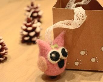 handmade felt,original gift and card